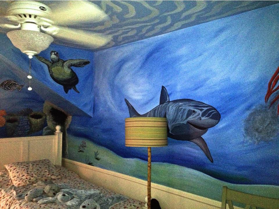 Children's Room Murals