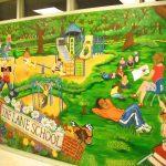 school murals