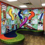 dentist office murals