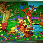 Daycare Center Mural