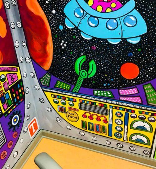 Space_X-Room_Mural_Spaceship