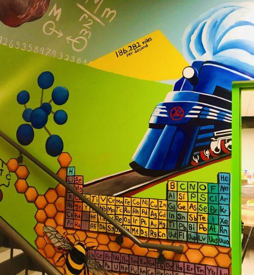 Urban Child Academy Mural